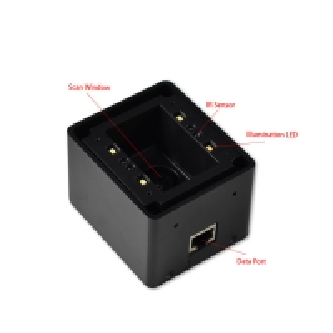 Buy cheap Fixed Mount Kiosk Outdoor 2D Barcode Scanner Module QR Reader Metro Turnstile payment product
