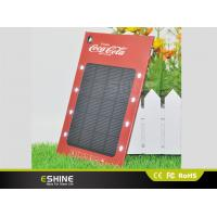 Buy cheap Solar Greeting Card Charger,Paper Solar Charger,Flexible Solar Charger,Solar Ad Charger product