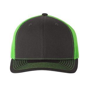 Buy cheap Wholesale High Quality Custom Logo Gorras Sports 6 Panels Blank Plain Green Trucker Mesh Caps Hats product