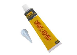 China Silicone Sealant Fireproof High Temp Resistance Car Engine Gasket Maker Tube Blister Pack on sale