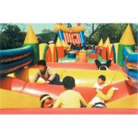 Inflatable Bounce house 007