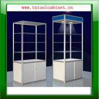 Buy cheap aluminium glass display showcase,display cabinet product