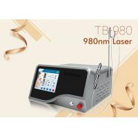 China 980 nm Diode Laser Anti Redness Cleanser Varicose Veins Removal laser beauty machine wholesale