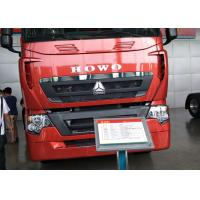 Buy cheap 4x2 Howo Tractor Truck, Prime Cargo MoversWith 336HP Horse Power Engine product