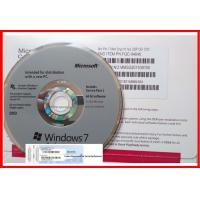 Buy cheap Genuine Microsoft Windows 7 Pro / Professional Operating System Muti-Language online activation product