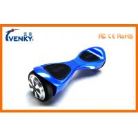 Buy cheap Teenager Intelligent Bluetooth Self Balancing Scooter Electric Skateboard , 20 km Max mileage product