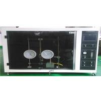 Buy cheap HB Plastic Material Vertical Flammability Test , UL94 Vertical Flame Test Chamber product