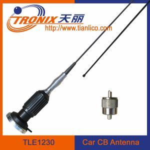Buy cheap 27mhz radio cb antenna/ magnetic mount cb car antenna/ car cb antenna TLE1230 product