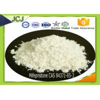 Buy cheap CAS 84371-65-3 Pharmaceutical Raw Materials Mifepristone for Miscarriage product