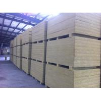 Buy cheap Rock Wool batts for sound and heat insulation product