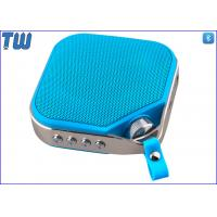 Kettle Design TF Card Supported Mini Loud Speaker Aluminum Alloy Structure