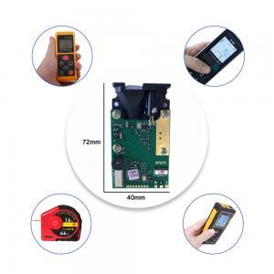 Buy cheap Micro Laser Distance Measurer Sensor Circuit Distance Meter 100m Compact Long Range Sensors product