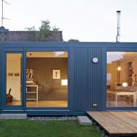 Buy cheap Multi Function Movable Prefab House Container Camp Factory Ready Designed product