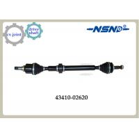 Quality Automotive Drive Axle Drive Shaft 43410-02620 for Corolla ZRE151 for sale