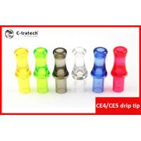 Buy cheap Clear CE4 Health E Cigarette Drip Tip For E Cig Starter Kit from wholesalers