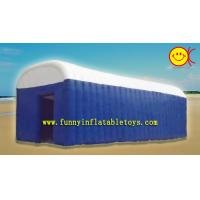 0.6MM PVC Large Commercial Inflatable Tent / Outdoor Advertising Promotion Marquee