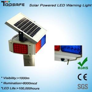 Buy cheap Solar Powered Blinking Warning Light product