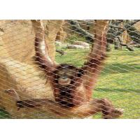 Buy cheap AISI 304 316 Animal Enclosure Mesh Easy Installation For Keep Animals Safety product