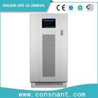 Buy cheap 100KVA 80 KW Low Frequency Online UPS High Intelligence Energy Saving For Data from wholesalers