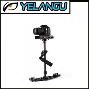 China DSLR Handheld Camera Stabilizer Black Carbon Fiber For Cameras on sale
