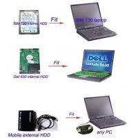 China HDD With 2012.11 Version MB Star C3 Software , Auto Diagnostic Software on sale