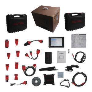 China LED Auto Diagnostic Tools , Autel MaxiSys Mini MS905 Automotive Analysis System on sale