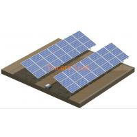 China Cement Flat Roof Solar Mounting System wholesale