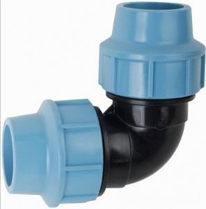 Buy cheap produto do encaixe de tubulação de 90Degree PVC/PP e molde feito sob encomenda product