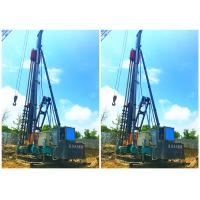 Buy cheap SMW160 Screw Pile Machine / Foundation Drilling Equipment Energy Saving product