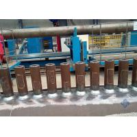 Buy cheap Header Nozzle Welding Machine TIG Welding Inside And Fine Wire Saw Outside product