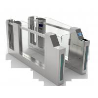 Buy cheap Swing barrier gate turnstile vehicle and pedestrian access contro automatic turnstile product