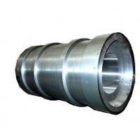 Buy cheap Hot And Cold Carbon Steel Metal Forgings piston rod  / open die forging product
