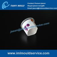 Buy cheap 250ml thin-wall injection plastic food packaging mould, IML dry fruits containers mould product