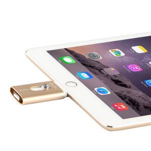 China Portable Phone USB Flash Drive , Fashion Smart OTG USB Memory Stick on sale