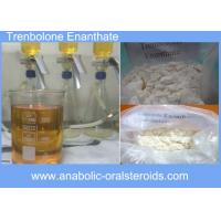 Quality Yellow Powder Trenbolone Enanthate / Parabola Steroid 10161-33-8 For Muscle Building for sale