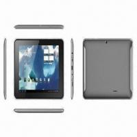 Buy cheap 8-inch IPS Screen Tablet PC, Android 4.0+0.3/2.0MP Camera+Bluetooth+1080P HD Video product