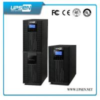 Buy cheap Parallel Function Uninterrupted Power Supply , High Frequency Online UPS LCD Display product