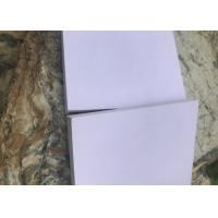 Buy cheap White Color Extruded Foam Sheets , Extruded Foam Insulation Board 1.22m * 2.44m from wholesalers