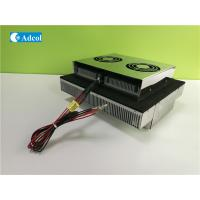 Buy cheap Air To Air Thermoelectric Conditioner 48V DC / Thermoelectric Air Cooler product