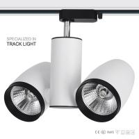 China CE and RoHS approved led track light 13W for project track light on sale