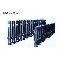 Quality Dump Truck Telescopic Cylinder Multi stage 4 Chromed , Telescopic Hydraulic Ram for sale