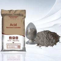 Buy cheap High Liquidity  Acid Resistant Castable product