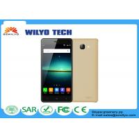 Buy cheap Gold Rebranding W5T Mt6580 Quad Core most slim phone high speed product
