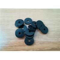 China Black Color Silicone Bonde Washers Molded Rubber Parts For Screw Bonded Seal on sale