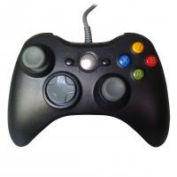 Buy cheap Solid Black XBOX One Gamepad , Vibration Wired Game Controller product