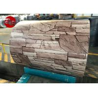 0.12mm - 3.0mm Thickness Color Coated Steel Coil RAL9002 For Metal Roofing Sheets Building for sale