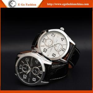 o negócio de forma 021C olha o relógio análogo luxuoso clássico unisex de quartzo equipar o relógio das mulheres