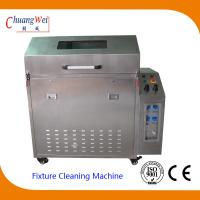 China Wave Solder SMT Cleaning Equipment Pallet Washer Machine with 3 Levels Filter System on sale