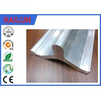 Buy cheap Industrial Custom Aluminum Extrusions Profiles With Polished / Anodizing / Power Coating Treatment product