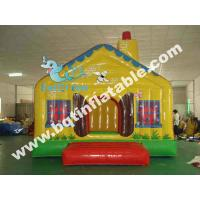 Buy cheap Hot sell house bouncer,pvc jumper for kid product